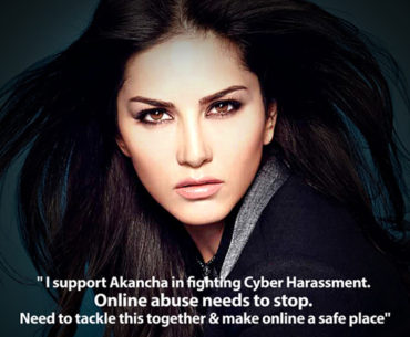 Sunny Leone Supports AAH