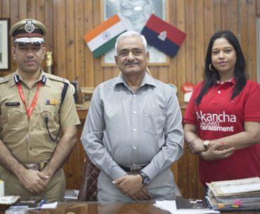 Director General of Police Invites AAH To Work Together