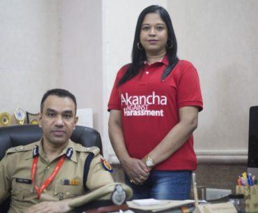 Uttar Pradesh Police Inspector General Invites Us To Work Together in Battling Online Harassment