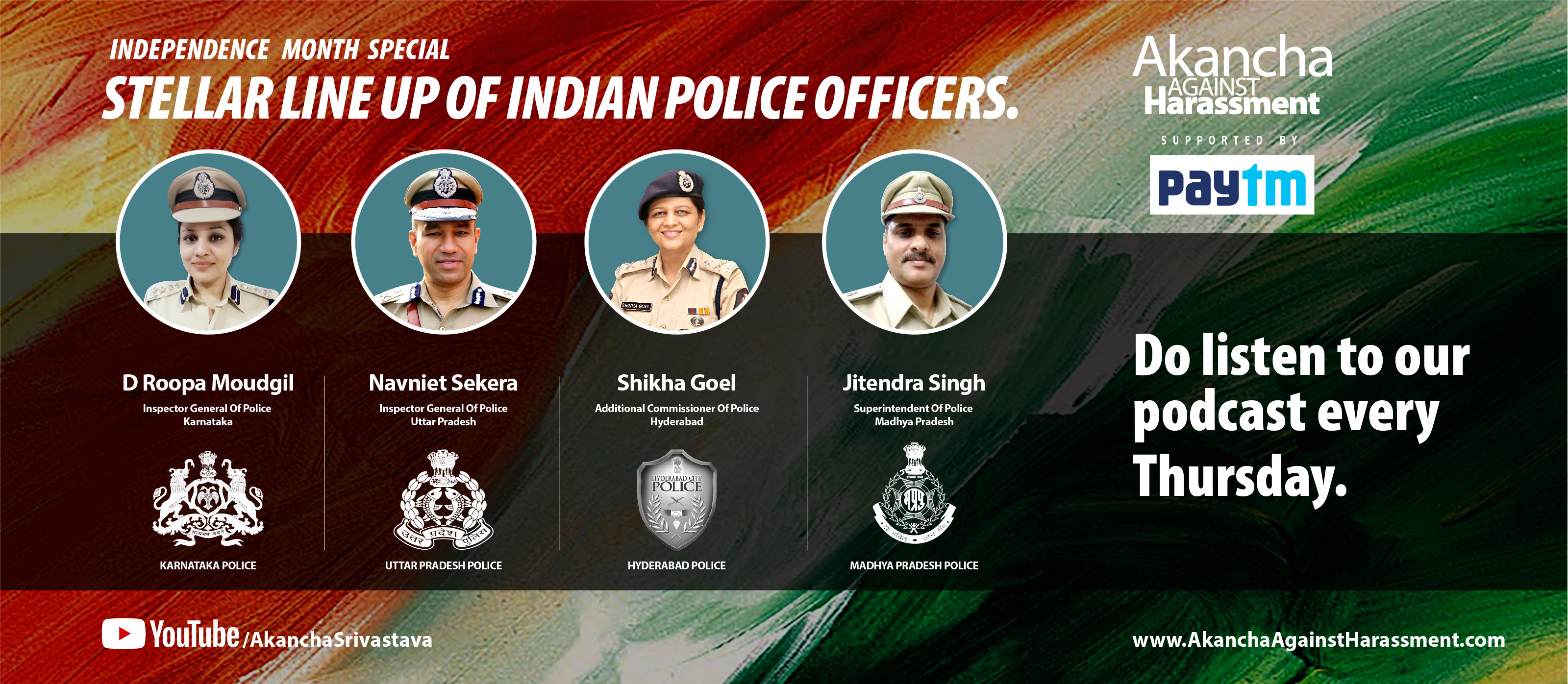 Independence Month Special With These Indian Police Officers!
