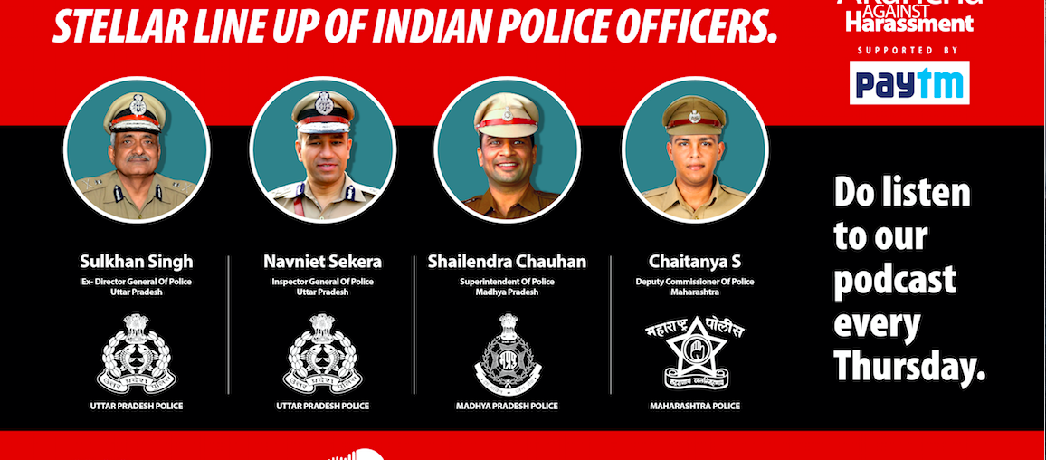 Stellar Line Up Of Indian Police Officers!
